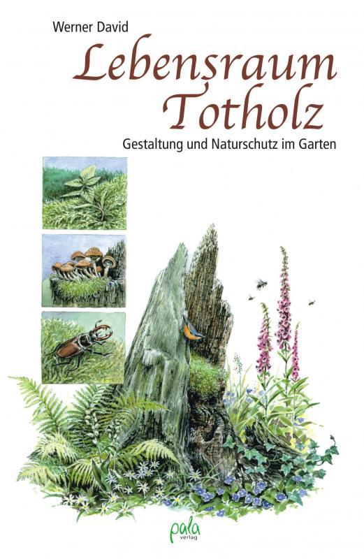 Cover-Bild Lebensraum Totholz