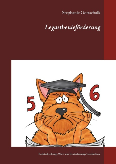 Cover-Bild Legasthenieförderung