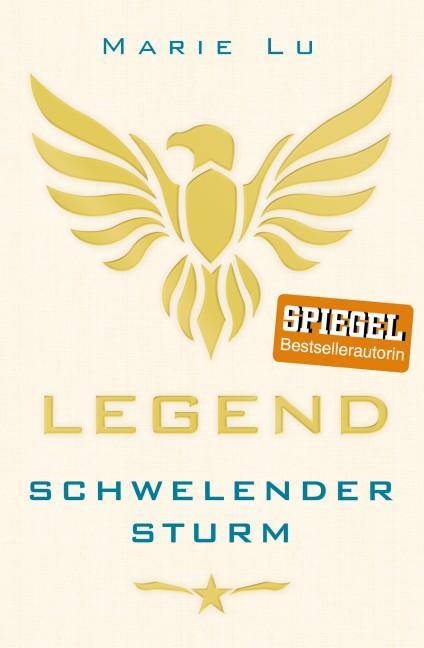 Cover-Bild Legend (Band 2) - Schwelender Sturm