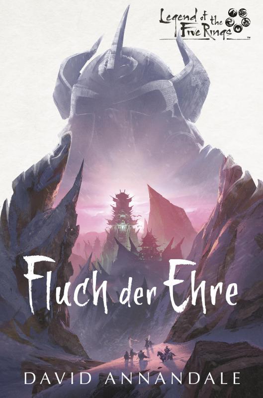 Cover-Bild Legend of the Five Rings: Fluch der Ehre