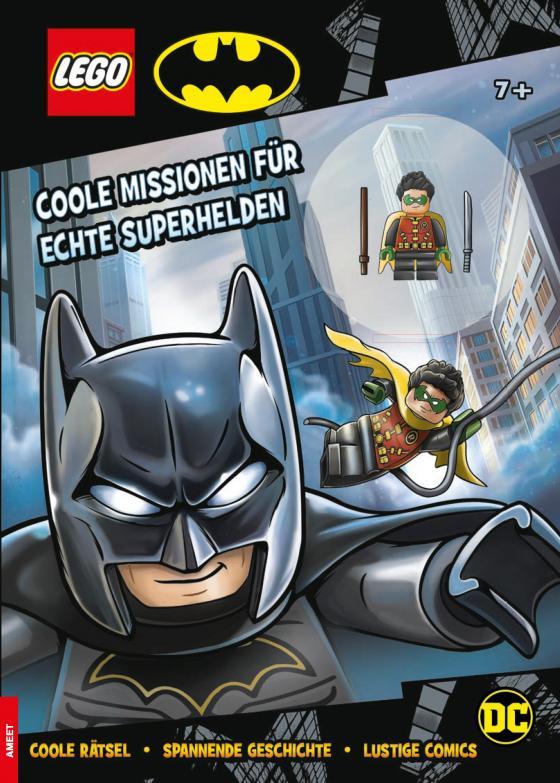 Cover-Bild LEGO® Batman™ – Coole Missionen für echte Superhelden
