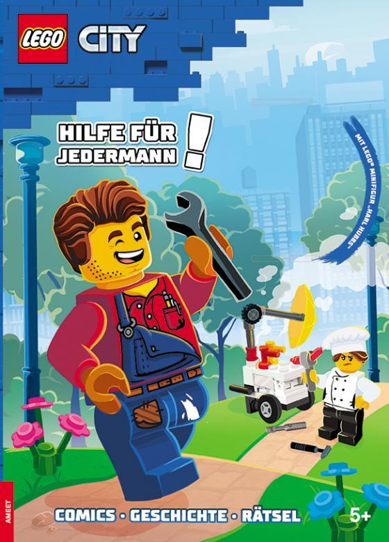 Cover-Bild LEGO® City – Hilfe für Jedermann