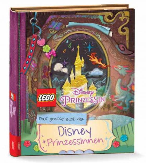 Cover-Bild LEGO® Disney Prinzessin™ – Das große Buch der Disney-Prinzessinnen
