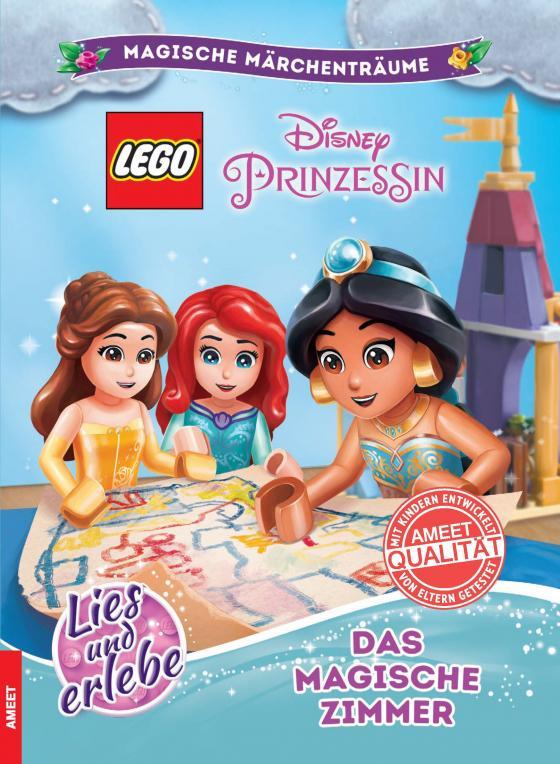 Cover-Bild LEGO® Disney Prinzessin™ – Das magische Zimmer