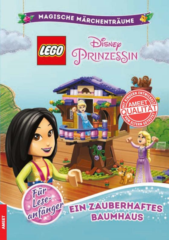 Cover-Bild LEGO® Disney Prinzessin™ – Ein zauberhafte Baumhaus