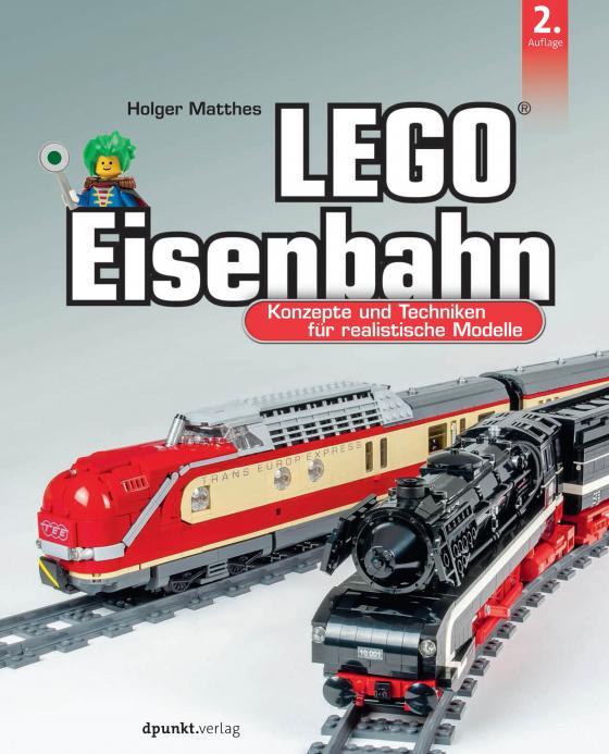 Cover-Bild LEGO®-Eisenbahn