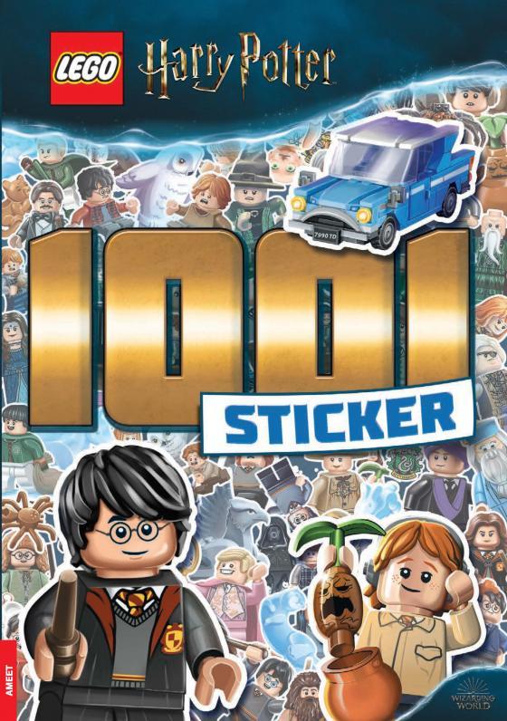 Cover-Bild LEGO® Harry Potter™ – 1001 Sticker