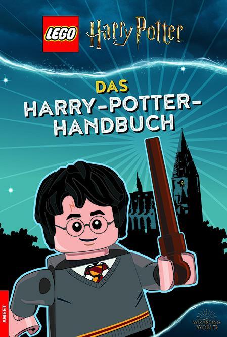 Cover-Bild LEGO® Harry Potter™ – Das Harry-Potter-Handbuch