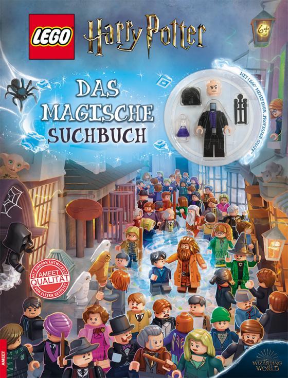 Cover-Bild LEGO® Harry Potter™ – Das magische Suchbuch