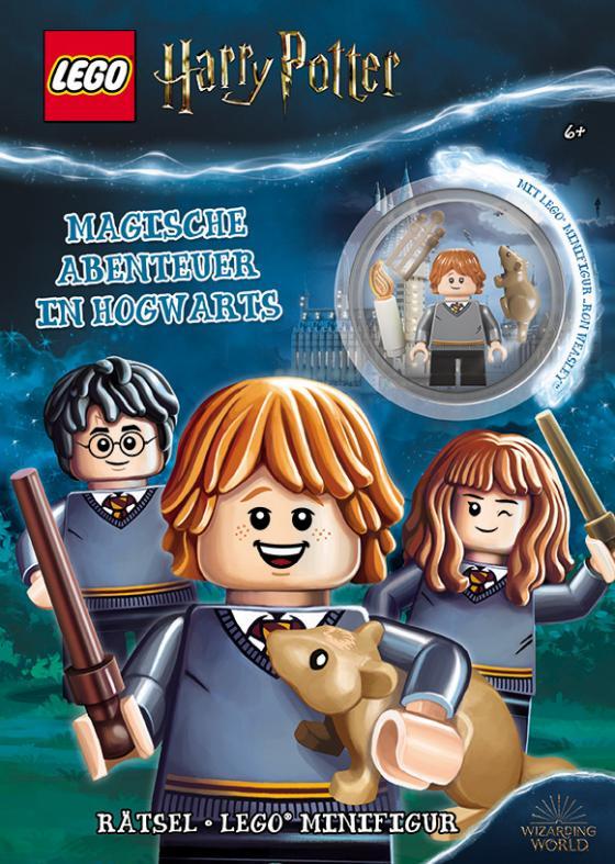 Cover-Bild LEGO® Harry Potter™ - Magische Abenteuer in Hogwarts