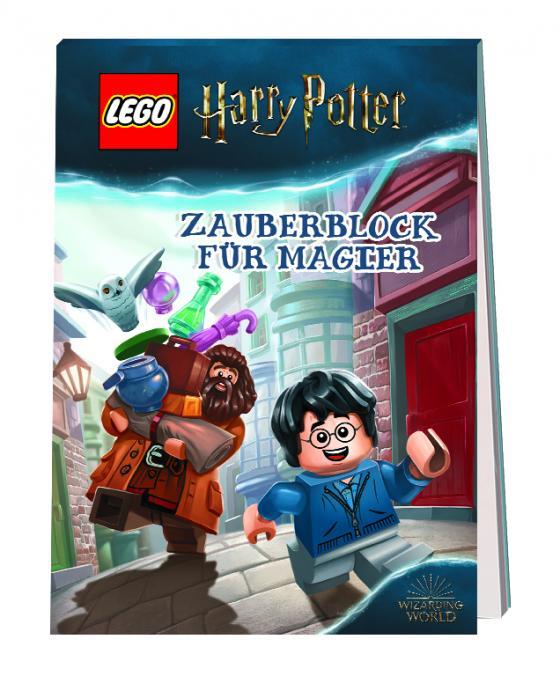 Cover-Bild LEGO® Harry Potter™ – Zauberblock für Magier