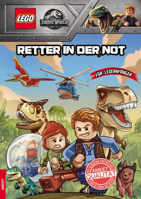 Cover-Bild LEGO® Jurassic World™ – Retter in der Not