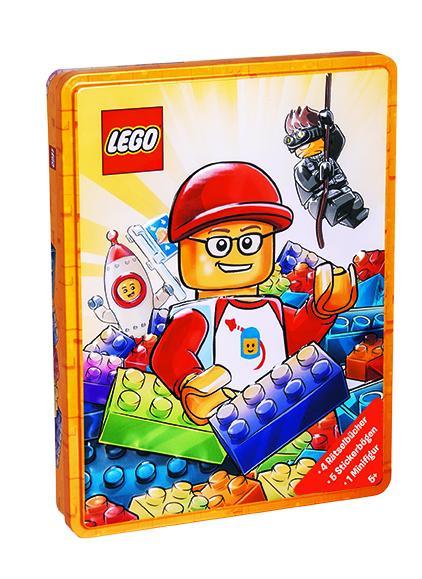 Cover-Bild LEGO® - Meine LEGO® Rätselbox