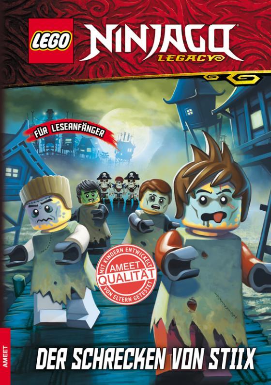 Cover-Bild LEGO® NINJAGO® – Der Schrecken von Stiix