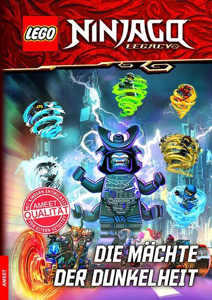 Cover-Bild LEGO® NINJAGO® – Die Mächte der Dunkelheit