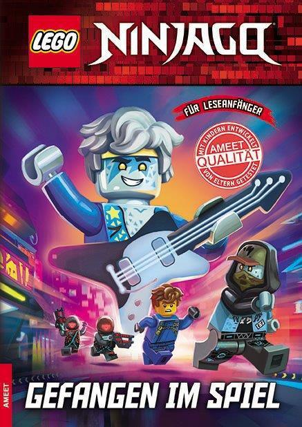 Cover-Bild LEGO® NINJAGO® – Gefangen im Spiel