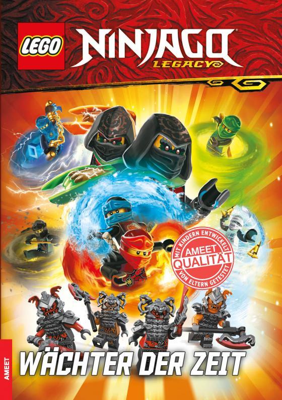 Cover-Bild LEGO® NINJAGO® – Wächter der Zeit