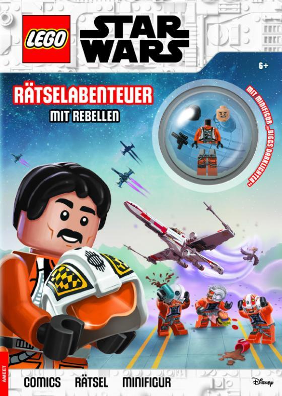 Cover-Bild LEGO® Star Wars™ – Rätselabenteuer mit Rebellen