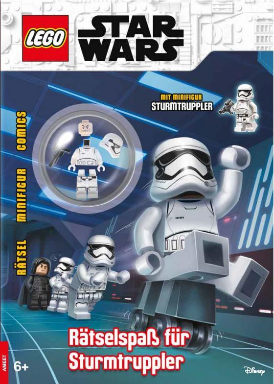 Cover-Bild LEGO® Star Wars™ – Rätselspaß für Sturmtruppler