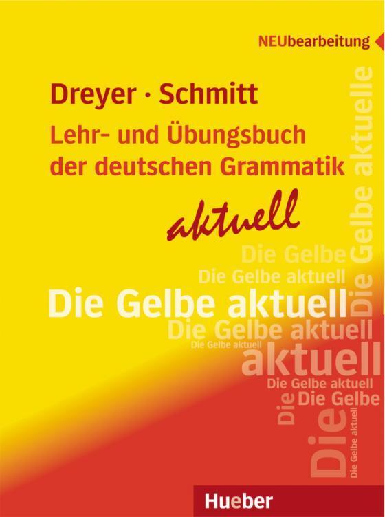 Cover-Bild Lehr- und Übungsbuch der deutschen Grammatik – aktuell