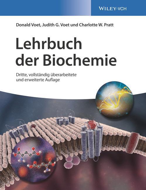 Cover-Bild Lehrbuch der Biochemie