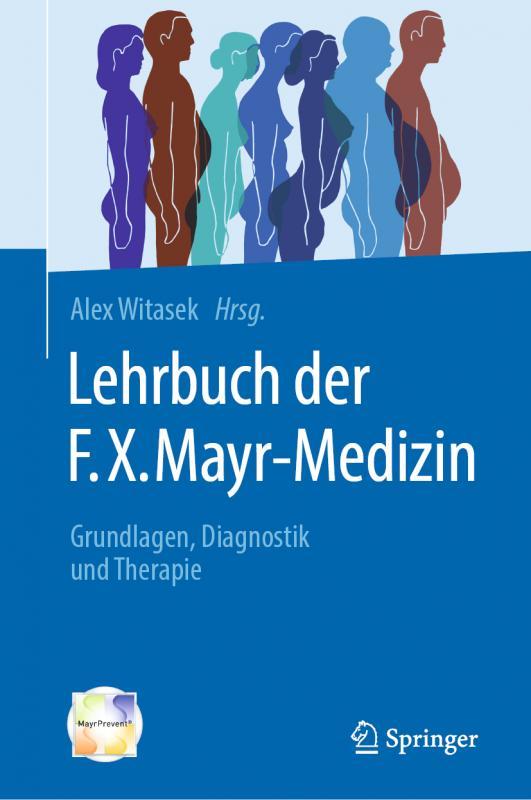 Cover-Bild Lehrbuch der F.X. Mayr-Medizin