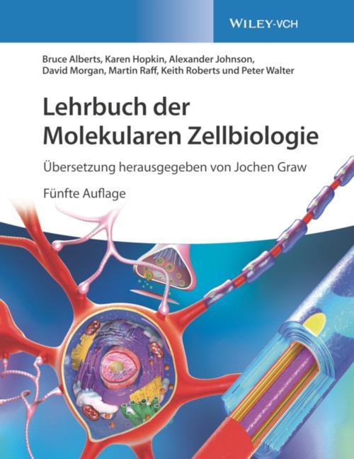 Cover-Bild Lehrbuch der Molekularen Zellbiologie