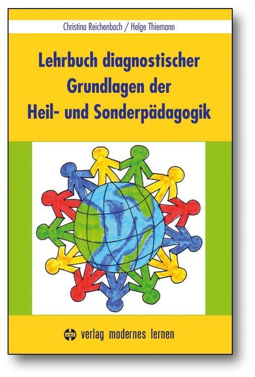 Cover-Bild Lehrbuch diagnostischer Grundlagen der Heil- und Sonderpädagogik