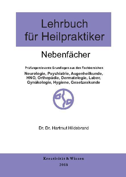 Cover-Bild Lehrbuch für Heilpraktiker Nebenfächer