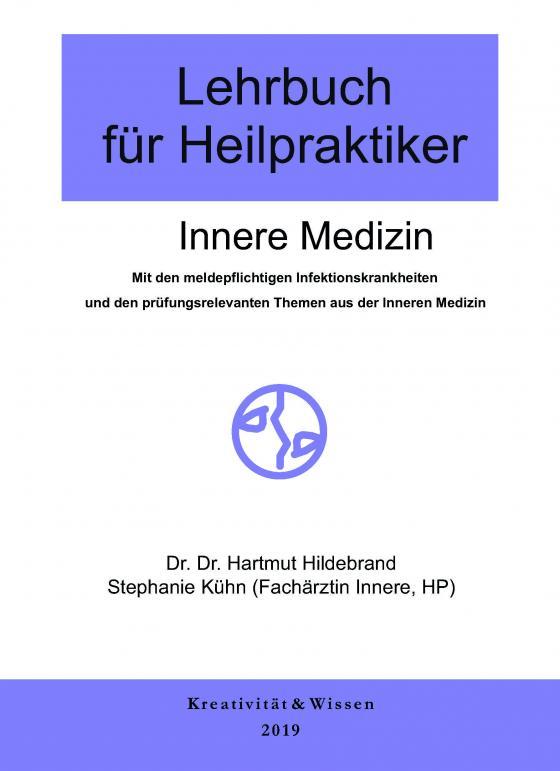Cover-Bild Lehrbuch für Heilpraktiker
