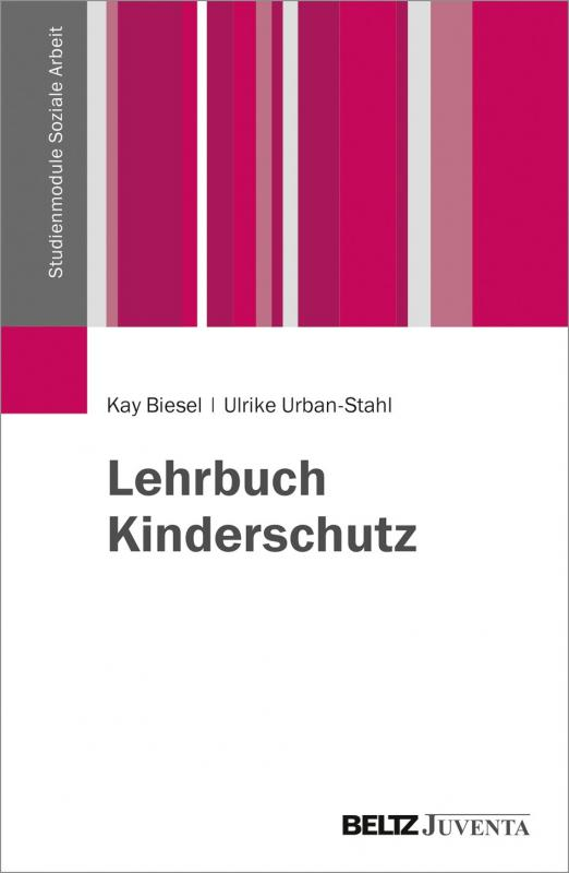 Cover-Bild Lehrbuch Kinderschutz