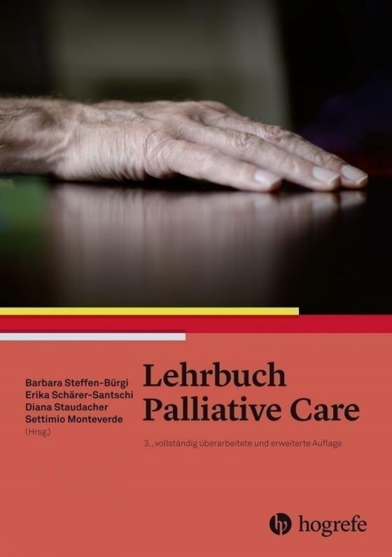 Cover-Bild Lehrbuch Palliative Care