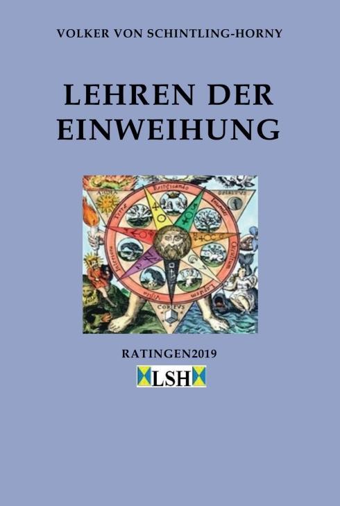 Cover-Bild Lehren der Einweihung