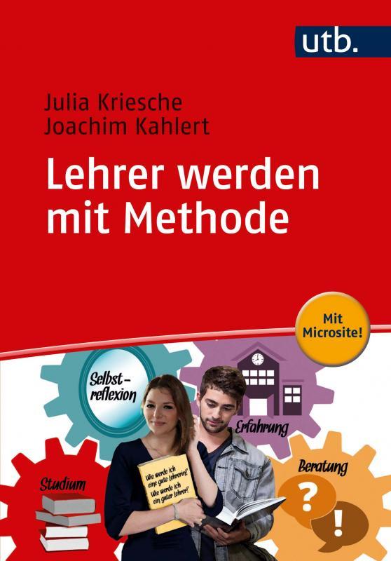 Cover-Bild Lehrer werden mit Methode