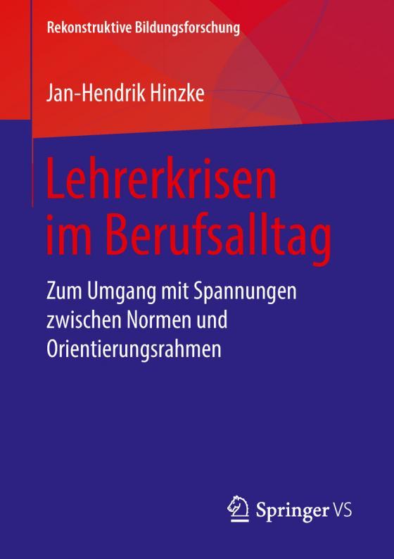 Cover-Bild Lehrerkrisen im Berufsalltag