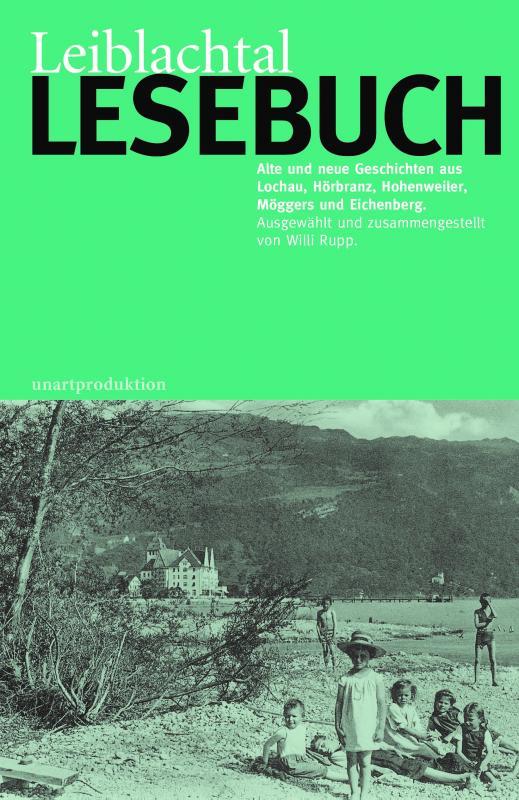 Cover-Bild Leiblachtal LESEBUCH