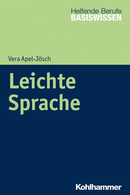 Cover-Bild Leichte Sprache