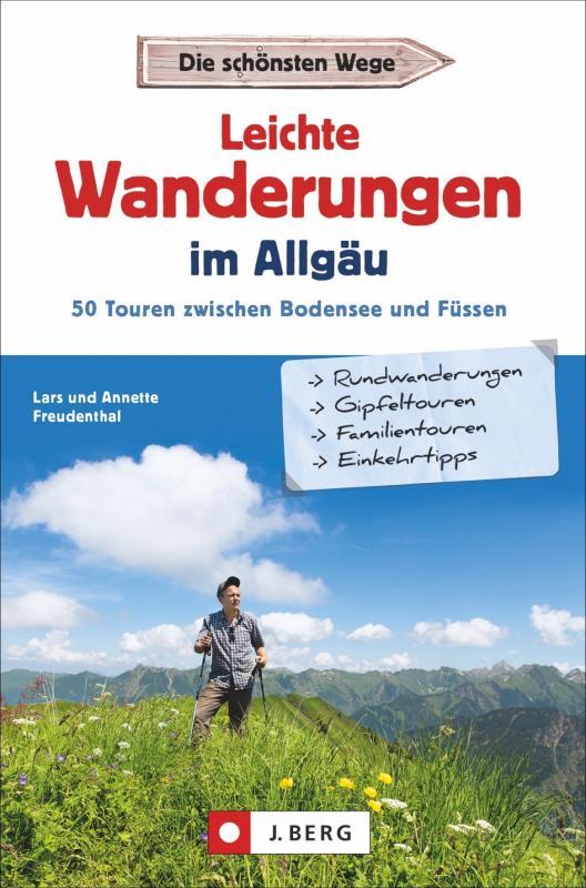 Cover-Bild Leichte Wanderungen im Allgäu