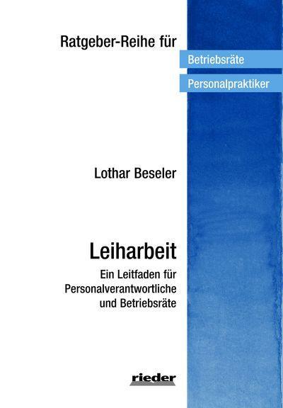 Cover-Bild Leiharbeit