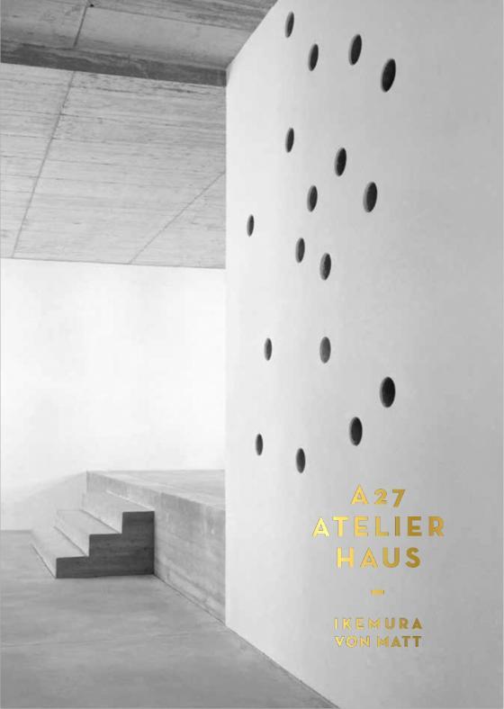 Cover-Bild Leiko Ikemura / Philipp von Matt A27 Atelier Haus