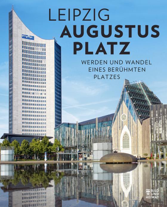 Cover-Bild Leipzig Augustusplatz