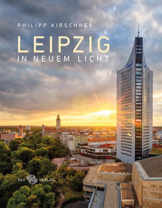 Cover-Bild Leipzig in neuem Licht