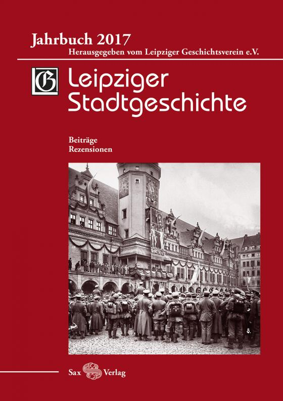 Cover-Bild Leipziger Stadtgeschichte
