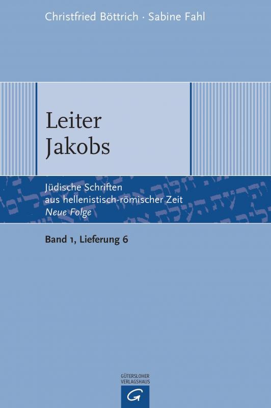 Cover-Bild Leiter Jakobs