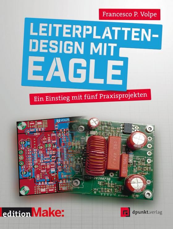 Cover-Bild Leiterplattendesign mit EAGLE