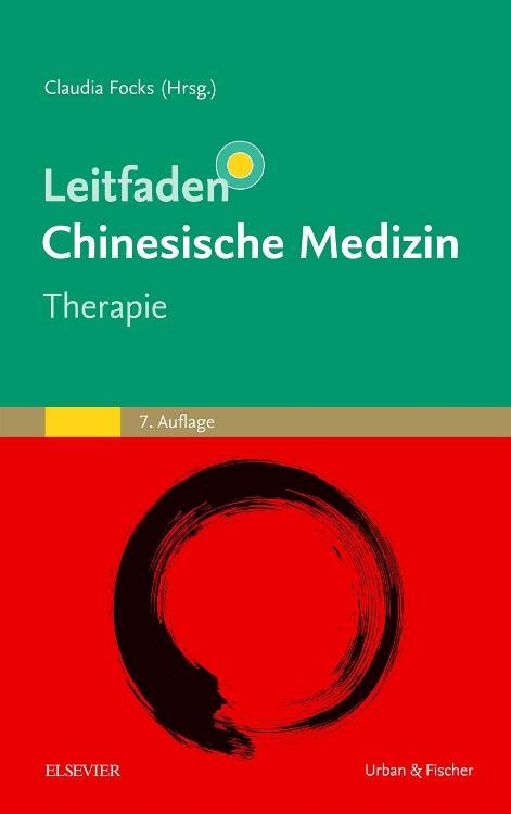 Cover-Bild Leitfaden Chinesische Medizin - Therapie