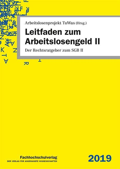 Cover-Bild Leitfaden zum Arbeitslosengeld II