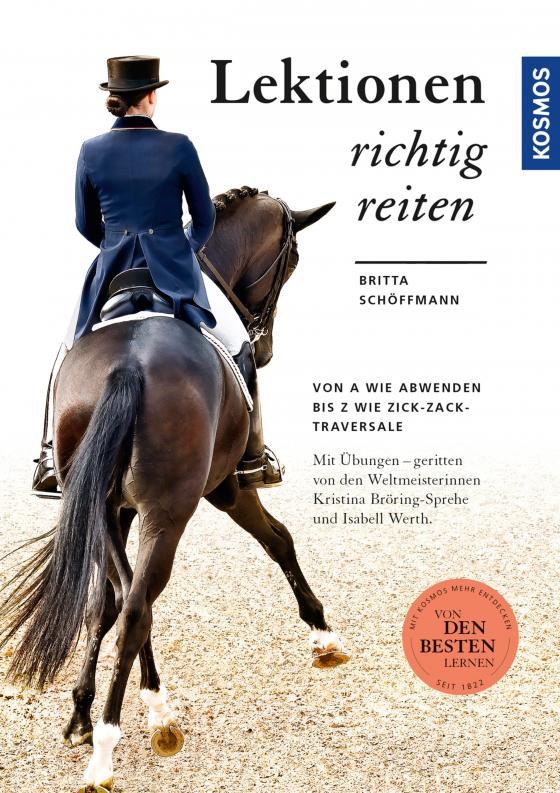 Cover-Bild Lektionen richtig reiten