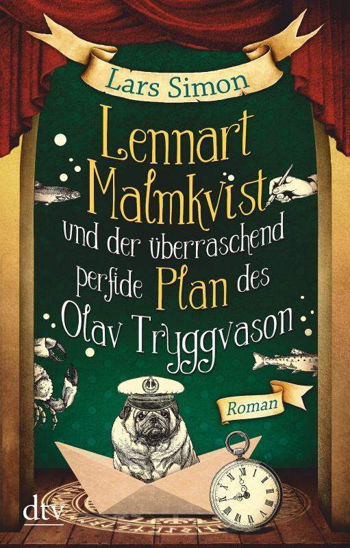 Cover-Bild Lennart Malmkvist und der überraschend perfide Plan des Olav Tryggvason