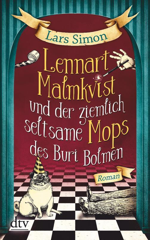 Cover-Bild Lennart Malmkvist und der ziemlich seltsame Mops des Buri Bolmen